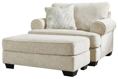 Monaghan Chair And Ottoman Ashley Furniture Homestore