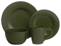 TAG Moss 16-Piece Sonoma Dinnerware Set | Ashley Furniture ...
