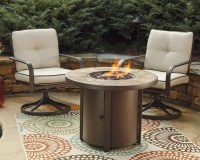 Predmore Fire Pit Table | Ashley Furniture HomeStore
