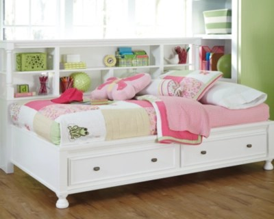 Bookcase Bed Kaslyn Full Bookcase Bed Ashley Furniture Homestore