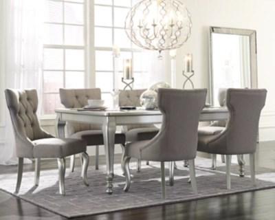 Coralayne 5 Piece Dining Room Ashley Furniture Homestore
