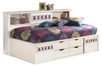 Zayley Twin Bookcase Bed | Ashley Furniture HomeStore