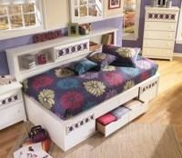 Zayley Full Bookcase Bed | Ashley Furniture HomeStore