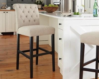 Tripton Bar Height Bar Stool Ashley Furniture Homestore