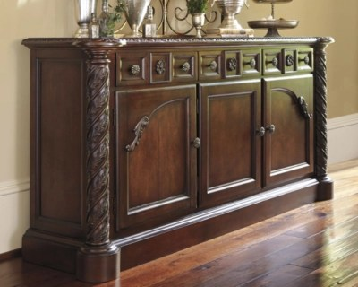 Dining Room Furniture Buffet North Shore Dining Room Buffet Ashley Furniture Homestore