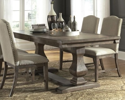 Extendable Dining Table Ashley Furniture Homestore