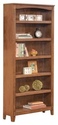Cross Island 75quot Bookcase Ashley Furniture Homestore