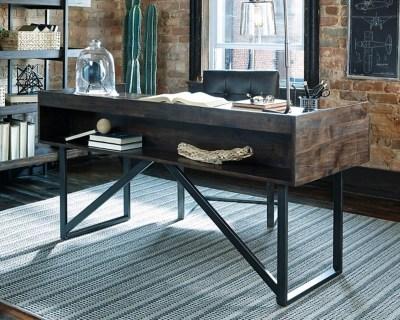 Starmore 63quot Home Office Desk Ashley Furniture Homestore