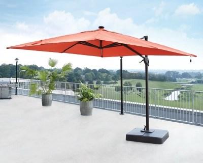 Oakengrove Patio Umbrella Ashley Furniture Homestore