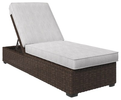 Alta Grande Chaise Lounge With Cushion Ashley Furniture