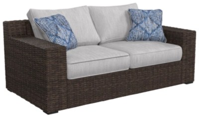 Alta Grande Loveseat With Cushion Ashley Furniture Homestore