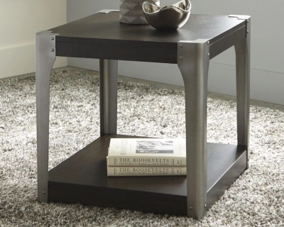 Geriville End Table Ashley Furniture Homestore
