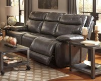 Reclining Sofa Ashley Furniture Darshmore Reclining Sofa ...
