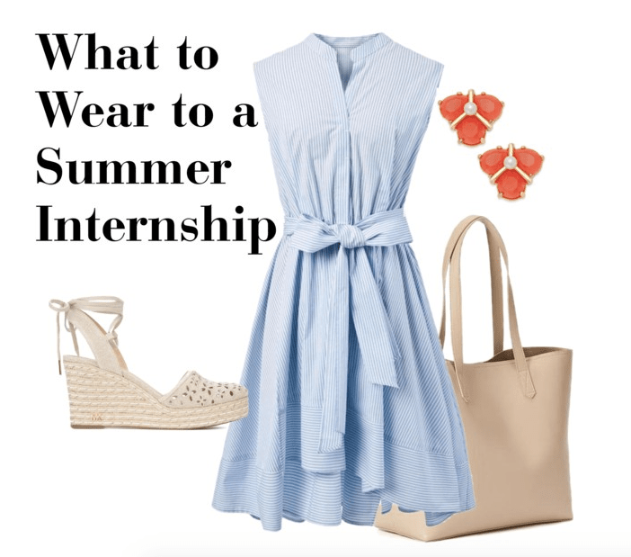 What to Wear to a Summer Internship
