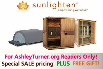 Sunlighten infrared saunas