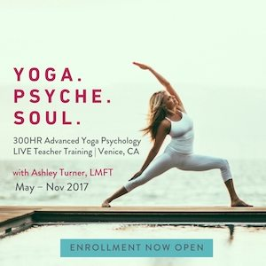 Yoga Psychology Training in LA