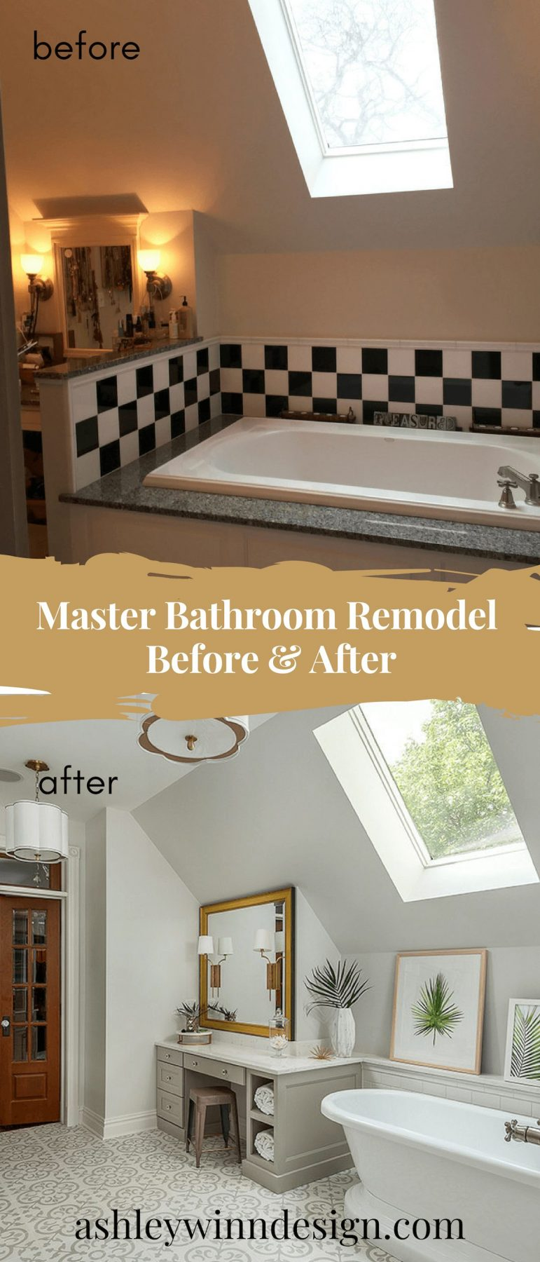 30 Impressive Master Bathroom Remodel Ideas Before After Images