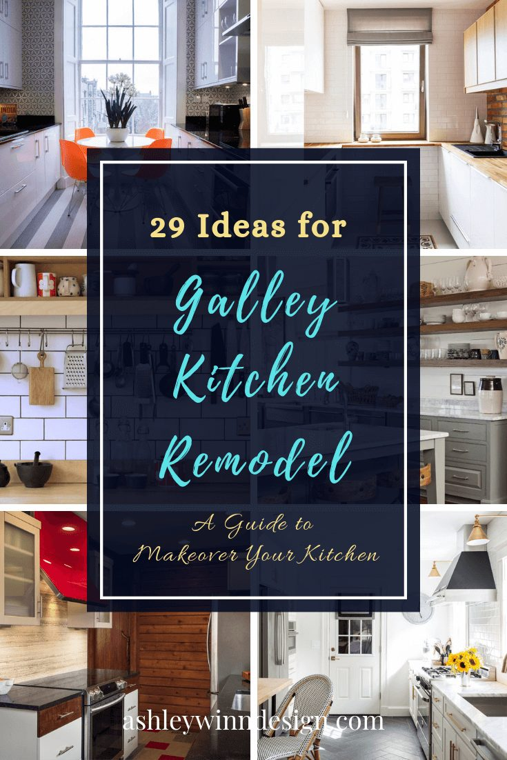 40 Awesome Galley Kitchen Remodel Ideas Design Inspiration In 2021
