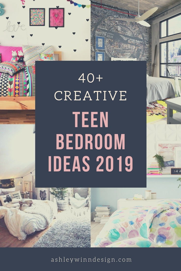 Teen Bedroom Ideas 40 Creative Teen Bedroom Ideas 2019 Home Decor
