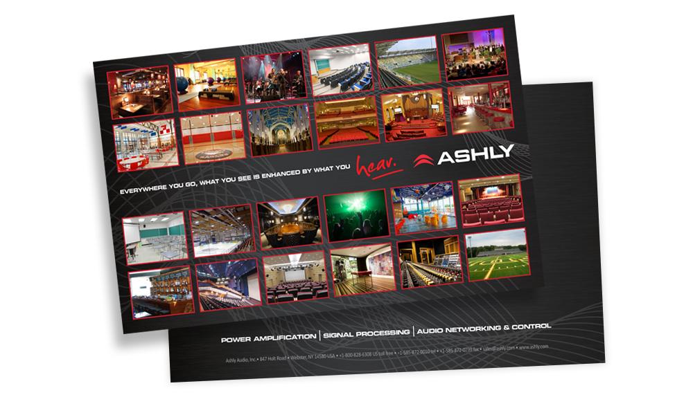 Download Product Brochures Ashly Audio
