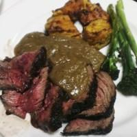 Chamois Steak