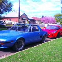 Fiat X1/9 vs Lotus Elise - Spiritual Successor