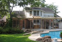 Kingwood Covered Patio Addition | Ashworth Design Build ...