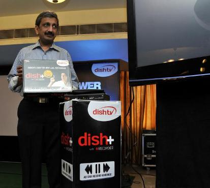 Dish TV launches Dish+ with USB recording in India - Asia Bizz