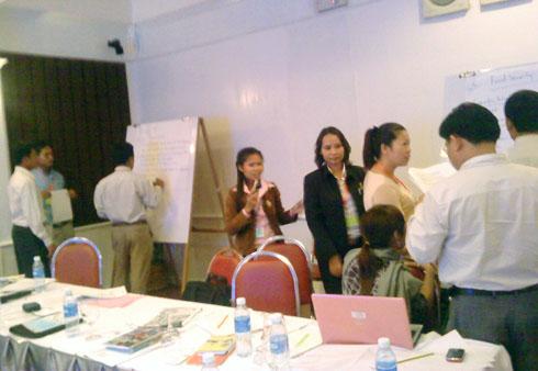RDPE Cambodia Consultation