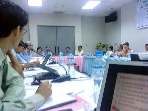 RDPE Consultation Laos