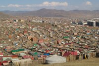 Mapping Ulaanbaatar's Ger Districts