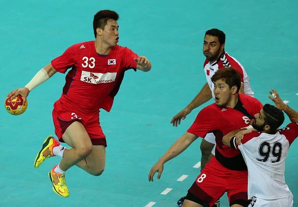Asiad S. Korean men's handball team reaches final | GlobalPost