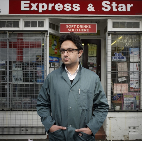 Nation of shopkeepers finds novel voice