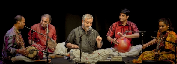Light and laughter in the music of Prince Rama Varma