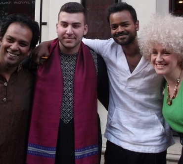 Soumik Datta 'Fretless Nomad' –  Time is but a concept