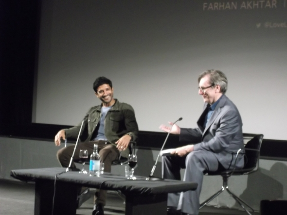 Indian filmmakers need courage: Bollywood star Farhan Akhtar