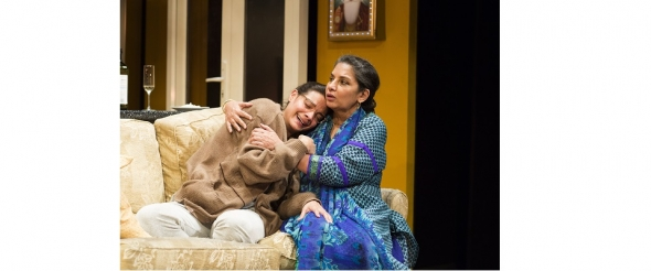 'Happy Birthday, Sunita' – light, tight, happy tickle (review)