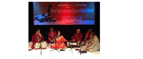 Exploring new forms and a 'western gharana' – Saudha's two-day music festival