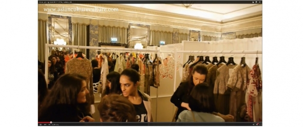 TOP INDIAN FASHION DESIGNERS (video, click and see video below pic)