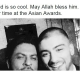 Shah Rukh Khan Zayn Malik tweet Asian Awards 2015