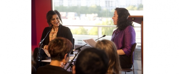 Alchemy 2015 – Meera Syal on 'The House of Hidden Mothers', her new book…