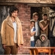 'East is East': cast changes and national tour for  George 'Genghis' Khan…