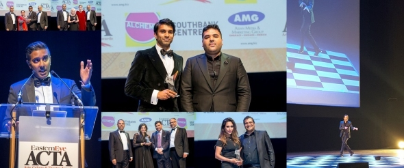 Hitting a high note: Actors and filmmakers among those recognised in first ever ACTAs
