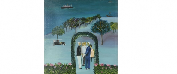 Bhupen Khakhar: You can't please all (review)