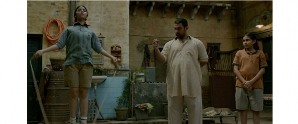 'Dangal' – Aamir Khan film shows old values can help forge new dreams…(review)