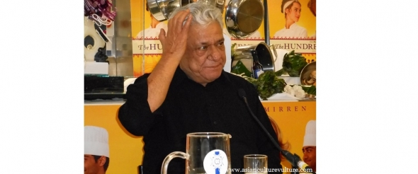(Late) Om Puri on not retiring, working in the UK, Bollywood and Pakistan