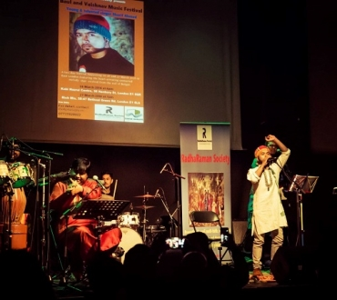 Baul and Vaishnav Music Festival gets underway – championing rural sounds and the link to the Beat Generation…