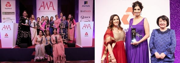 Asian Women of Achievement Awards 2017 – Powering excellence