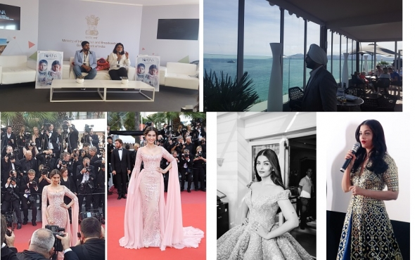 Cannes 2017: Priyanka's Purple Pebble Pictures; Satinder Sartaaj & 'The Black Prince'; Sonam & Ash