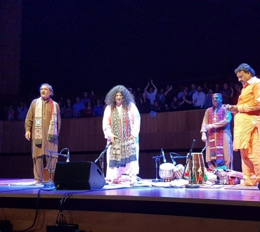 Alchemy 2017: Abida Parveen – Sufi superstar has Royal Festival Hall in hypnotic rapture…